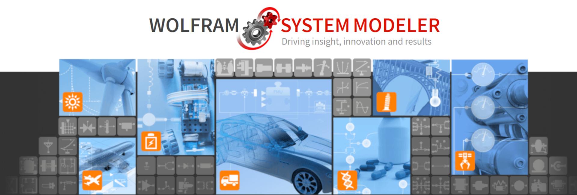 Nowa wersja Wolfram SystemModeler 12